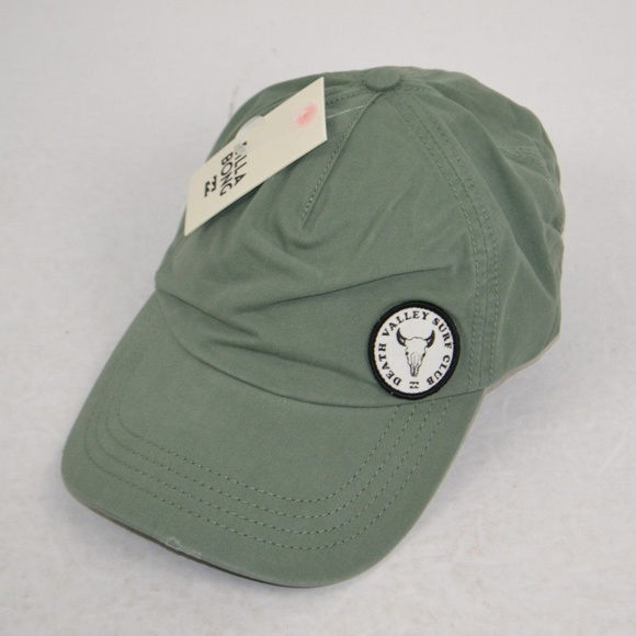 f1cdaa31 Billabong Accessories | Womens Surf Club Canvas Baseball Hat Cap ...